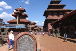 An old Palace, Patan Durbar-min