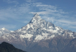 Mount-Machhapuchre-View