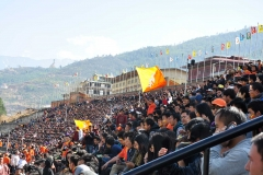 Bhutanese-Football-Stadium
