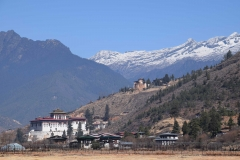 Paro-Valley-in-Bhutan