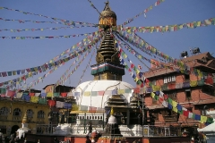 Swayambhunath---The-Monkey-Temple