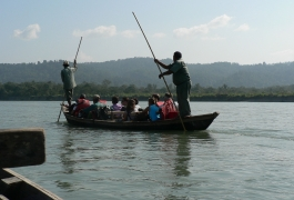 Boating-In-Chitwan