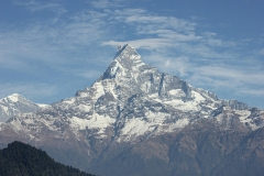 Mt-Machapuchare