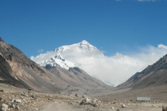 Everest-View-from-Tibet
