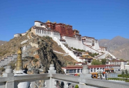 The Jewel of Lhasa