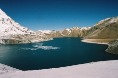 High-altitude-Tilicho-Lake