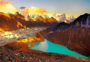 Everest Viewpoints, Gokyo Lake
